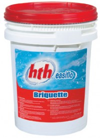 BRIQUETTE 7G (Пастилки хлора 7гр.) 45 кг